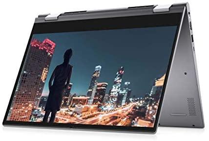 "2021 Dell Inspiron 14 5000 5406 Premium 2 in 1 Laptop I 14"" HD Touchscreen I 11th Gen Intel 4-Core i5-1135G7(>i7-10710U) I 8GB DDR4 256GB SSD I Backlit Keyboard Fingerprint HDMI USB-C Wifi6 Win10 1"