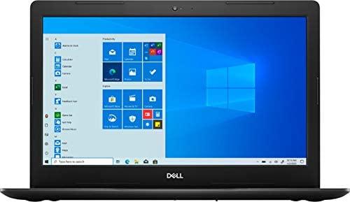 "2021 Dell Inspiron I3593 15.6"" HD Laptop computer Pc 4-Core Intel i5-1035G1 8GB DDR4 RAM 256GB M.2 NVMe SSD Intel UHD Graphics HDMI Webcam Bluetooth Wi-Fi RJ-45 Home windows 10 Professional w/ RE 32GB USB 3.0 Drive 1"