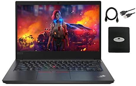 """2021 Lenovo ThinkPad E14 Laptop 14"""" FHD Business Computer, Intel Core i5-10210U (Beat i7-8550u), 16GB RAM, 512GB SSD, HDMI USB-C Wi-Fi Bluetooth Win 10 Pro w/GM Accessories 1"""