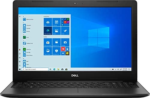 """2021 Newest Dell Inspiron 15 3593 Laptop, 15.6"""" HD Touchscreen, 10th Gen Intel Quad-Core i7-1065G7 Processor up to 3.90 GHz, 16GB RAM, 512GB PCIe NVMe SSD, Wi-Fi, Webcam, Windows 10 S 1"""