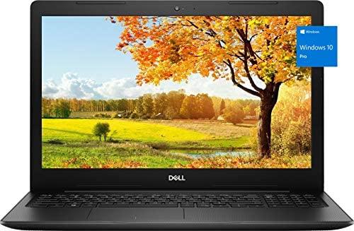"2021 Newest Dell Inspiron 15.6"" HD Business Laptop, Intel 4205U, 16GB RAM, 256GB PCIe SSD, Webcam, WiFi, Bluetooth, Win10 Pro, Black 1"