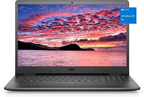 2021 Newest Dell Inspiron 3000 Business Laptop, 15.6 HD LED-Backlit Display, Intel Celeron Processor N4020, 8GB DDR4 RAM, 128GB PCIe SSD, Online Meeting Ready, Webcam, WiFi, HDMI, Win10 Pro, Black 1