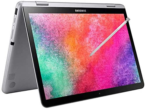 2021 Samsung Chromebook Plus V2 12.2 Inch FHD 1200P Touchscreen 2-in-1 Laptop, Intel Core m3-7Y30, 4GB RAM, 64GB eMMC, WiFi, Webcam, Chrome OS + NexiGo 32GB MicroSD Card Bundle, Pen Included 1
