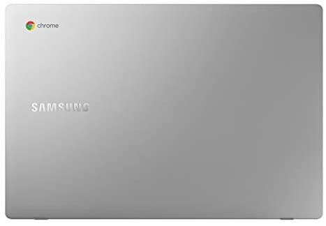 """SAMSUNG XE350XBA-K01US Chromebook 4 + Chrome OS 15.6"""" Full HD Intel Celeron Processor N4000 4GB RAM 32GbEmmc Gigabit Wi-Fi, Silver 10"""