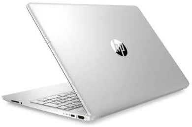 "2021 HP 15.6"" HD LED Laptop PC, Intel Core i3-1005G1 Processor, 8GB RAM, 256GB SSD, Wi-Fi 5, HDMI, Webcam, Bluetooth, Windows 10 S, Natural Silver, W/ IFT Accessories 7"