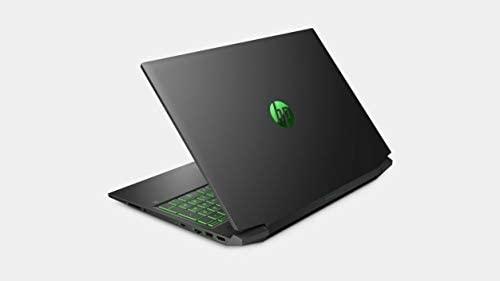 "HP Pavilion 2021 Premium 16.1"" FHD Laptop Computer, 6 Core Intel Core i7-10750H 2.6 GHz, 16GB RAM,1TB SSD, NVIDIA GTX 1650 Ti, Backlit Keyboard,No DVD,Webcam,Windows 10,ROKC HDMI Cable 4"