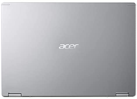 """Acer Spin 3 Convertible Laptop, 14"""" Full HD IPS Touch, 10th Gen Intel Core i5-1035G4, 8GB LPDDR4, 512GB NVMe SSD, WiFi 6, Backlit KB, Fingerprint Reader, Rechargeable Active Stylus, SP314-54N-50W3 16"""