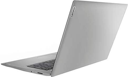 """Lenovo - IdeaPad 3 17"""" Laptop - AMD Ryzen 7 3700U - AMD Radeon Vega 10 - Platinum Grey12GB DDR4 RAM, 128GB PCIE SSD, 1TB HDD, Bundle with Woov Accessories - Windows 10 Home 5"""