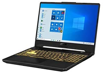 "Asus TUF F15 2021 Premium Gaming Laptop I 15.6"" FHD 144Hz I Intel Octa-Core i7-10870H I 16GB DDR4 512GB SSD 1TB HDD I GeForce GTX 1660 Ti 6GB I RGB Backlit DTS Webcam Win10 + Delca 32GB Micro SD Card 2"