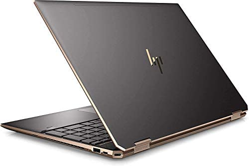 """HP Spectre x360 2-in-1 Touchscreen Laptop computer, 4K UHD 15.6"""", Core i7-10510U, GeForce MX330 2GB Graphics, 16GB RAM, Backlit, Thunderbolt 3, 1TB NVMe PCIe SSD, Mytrix Wi-fi Mouse, Win 10 (Renewed) 5"""