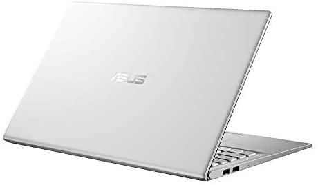 "2021 ASUS VivoBook 15 15.6"" FHD Laptop Computer, AMD Ryzen 5-3500U Processor, 12GB RAM, 1TB HDD+256GB SSD, AMD Radeon Vega 8 Graphics, Webcam, HDMI, USB-C, Windows 10, Silver, 32GB Snow Bell USB Card 5"