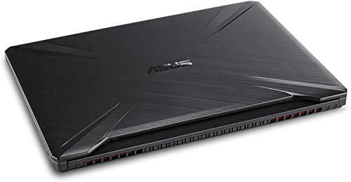"""Asus TUF Gaming Laptop, 15.6"""" IPS Full HD, AMD Quad-Core Ryzen 7 3750H, Nvidia GeForce GTX 1650, RGB Backlit Keyboard, Webcam, BT, Windows 10 + CUE Accessories (8GB DDR4, 256GB SSD) 8"""