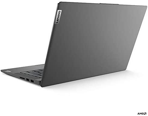 "Lenovo IdeaPad 5 14.0"" FHD IPS 300nits Laptop, AMD Ryzen 5 4500U, Webcam, Backlit Keyboard, Fingerprint Reader, Wi-Fi 6, HDMI, USB-C, AMD Radeon Graphics, Windows 10 Home (16GB RAM   512GB PCIe SSD) 7"