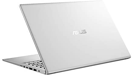 "2021 ASUS VivoBook 15 15.6"" FHD Laptop Computer, AMD Ryzen 5-3500U Processor, 12GB RAM, 1TB HDD+256GB SSD, AMD Radeon Vega 8 Graphics, Webcam, HDMI, USB-C, Windows 10, Silver, 32GB Snow Bell USB Card 6"