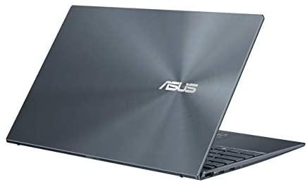 "Newest Asus Zenbook 14"" IPS FHD NanoEdge Bezel Display Ultra-Slim Laptop, 4th Gen AMD Ryzen 7 4700U 8-Core, 16GB RAM, 1TB PCIe SSD, Backlit Keyboard, NumberPad, Windows 10 Pro, Pine Gray 5"