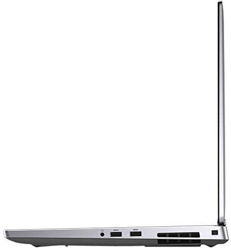 "Dell Precision 7540 15.6"" IPS FHD (1920x1080) Mobile Workstation Business Laptop (Intel 6-Core i7-9850H, Quadro T2000, 32GB DDR4, 1TB SSD) Thunderbolt 3, Mini-DP, RJ-45, Windows 10 Pro 7"