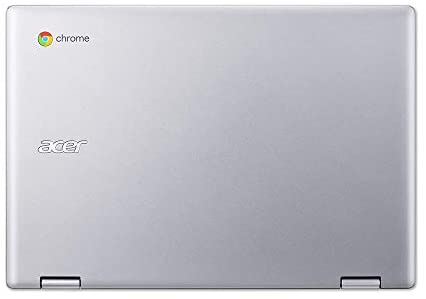 "2020 Acer Chromebook Spin 311 2-in-1 11.6"" HD Touchscreen Laptop Computer, Intel Celeron N4020 CPU, 4GB RAM, 64GB eMMC, Intel UHD Graphics, HD Webcam, Wi-Fi, Chrome OS, Silver, 32GB SnowBell USB Card 9"