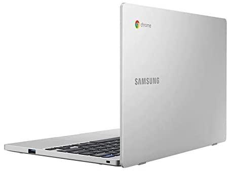 """SAMSUNG 11.6"""" Chromebook 4, French-English Keyboard, Intel Celeron, 4GB RAM, 32GB eMMC, Chrome OS 3"""