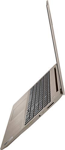 "2020 Newest Lenovo IdeaPad 3 15"" HD Touch Screen Laptop, Intel 10th Gen Dual-Core i3-1005G1 CPU, 8GB DDR4 RAM, 256GB PCI-e SSD, Webcam, WiFi 5, Bluetooth, Windows 10 S - Almond 9"