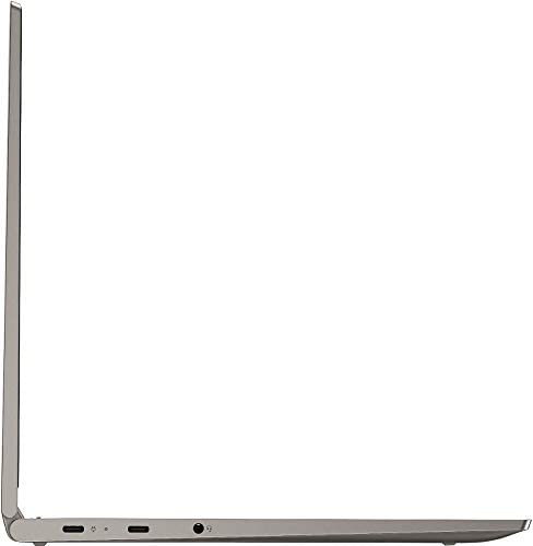 "2020 Lenovo Yoga C740 14"" FHD IPS Touchscreen Premium 2-in-1 Laptop, 10th Gen Intel Quad Core i5-10210U, 8GB RAM, 256GB PCIe SSD, Backlit Keyboard, Fingerprint Reader, Windows 10, Aluminum Chassis 6"