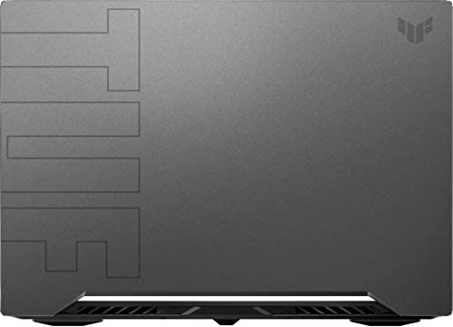 "2021 ASUS TUF VR Ready Gaming Laptop, 15.6"" 144Hz FHD, Intel 11th Gen Core i7-11370H Up to 4.80 GHz, NVIDIA GeForce RTX 3060, 40GB RAM, 2TB SSD, Backlit Keyboard, Windows 10 + Oydisen Cloth 6"
