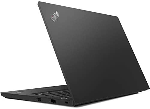 "Lenovo ThinkPad E14 20RA004WUS 14"" Notebook - 1920 x 1080 - Intel Core i5 (10th Gen) i5-10210U Quad-core (4 Core) 1.60 GHz - 8 GB RAM - 1 TB HDD - Black 3"