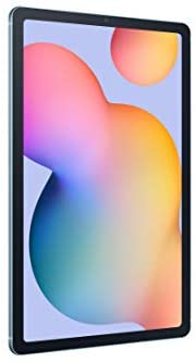 "Samsung Galaxy Tab S6 Lite 10.4"", 64GB WiFi Tablet Angora Blue - SM-P610NZBAXAR - S Pen Included 4"