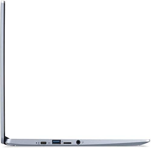 "Acer Chromebook 314 Laptop, 14"" HD Display, Intel Celeron N4000, Intel UHD Graphics 600, 4GB Memory, 64GB eMMC, Chrome OS, Bundled with TSBEAU 128GB Micro SD Card & 4 Port USB 3.0 Hub & USB Light 6"