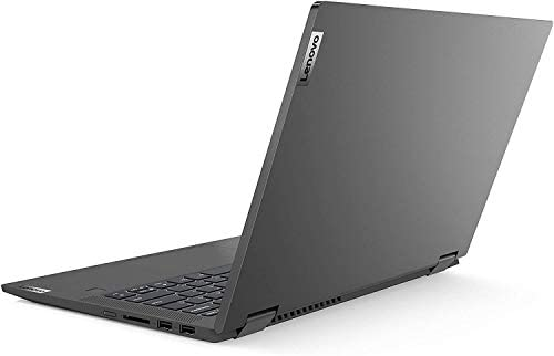 "Lenovo Flex 5 2-in-1 Touchscreen Laptop, 14"" FHD 1080p, AMD Ryzen 7 4700U 8-Core, 16GB 3200MHz RAM, 512GB SSD, FP Reader, Backlit KB, USB-C, Webcam, Pen, Mytrix Ethernet Hub, Win 10 6"