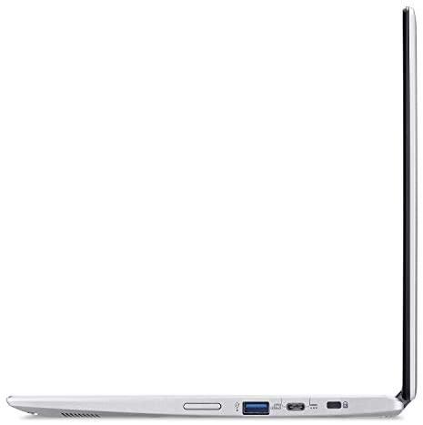 "Acer Chromebook Spin 311 Convertible Laptop, Intel Celeron N4020, 11.6"" HD Touch, 4GB LPDDR4, 32GB eMMC, Gigabit Wi-Fi 5, Bluetooth 5.0, Google Chrome, CP311-2H-C679 12"