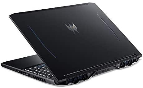"Acer Predator Helios 300 Gaming Laptop, Intel i7-10750H, NVIDIA GeForce RTX 2060 6GB, 15.6"" Full HD 144Hz 3ms IPS Display, 16GB Dual-Channel DDR4, 512GB NVMe SSD, Wi-Fi 6, RGB Keyboard, PH315-53-72XD 16"