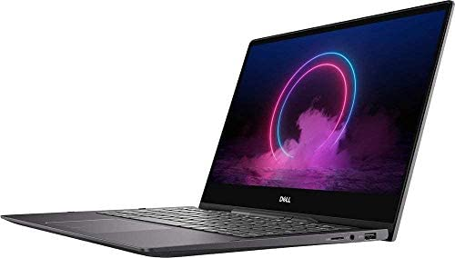 "Dell Inspiron 13.3"" 4K Ultra HD 2-in-1 Touch-Screen Laptop Bundle Woov Accessory   Intel Quad-Core i7-10510U   16GB DDR4   1TB SSD   Backlit Keyboard   Active Pen   Windows 10   Black 4"