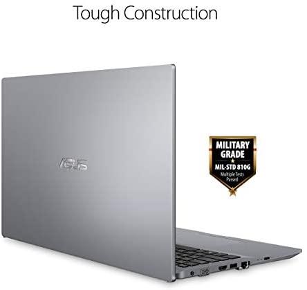 "ASUS ExpertBook P3540 Thin and Light Business Laptop, 15.6"" Full HD Display, Intel Core i7-8565U Processor, 512GB PCIe SSD, 16GB RAM, Fingerprint, Wi-Fi 5, TPM 2.0, Windows 10 Pro, Grey, P3540FA-XS74 5"