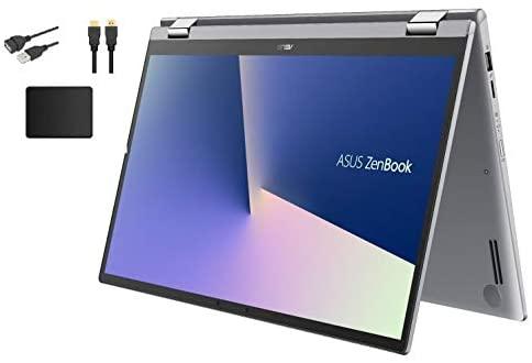"ASUS 15.6"" FHD Contact-Display LED Backlight Laptop computer | AMD Ryzen 7 R7-4700U | 8GB DDR4 RAM | 512GB SSD | Backlit Keyboard | NVIDIA GeForce MX350 | Home windows 10 Dwelling | with Woov Accent Bundle 2"