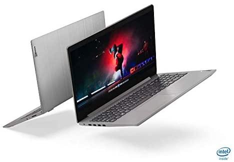 "Lenovo - IdeaPad 3 15"" Laptop - Intel Core i3-1005G1-8GB Memory - 256GB SSD - Platinum Grey - 81WE011UUS 7"