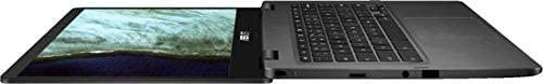 "Asus 14.0"" HD Chromebook Laptop PC, Intel Dual Core Celeron N3350 Processor, 4GB RAM, 32GB eMMC, Chrome OS, Grey 6"