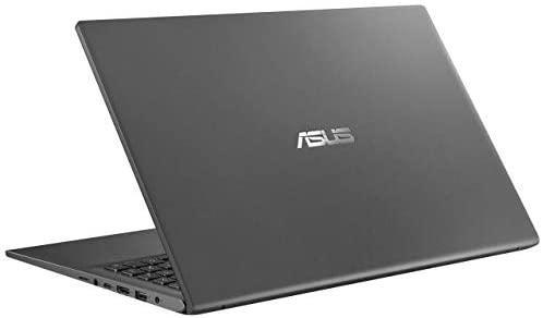 "Newest ASUS VivoBook 15.6"" FHD Touchscreen Laptop, 10th Gen Intel Quad-Core i5-1035G1 up to 3.6GHz, 12GB DDR4 RAM, 512GB SSD, Fingerprint Reader, WiFi,HDMI, Windows 10 S + AllyFlex Mouspad 3"
