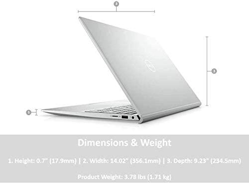 2020 Newest Dell Inspiron 15 5000 Premium Laptop: 15.6 Inch FHD Display10th Gen Intel i7 16GB RAM, 512GB SSD WiFi Bluetooth HDMI Backlit-KB FP- Reader Win10 Pro 32GB PCS USB Card 5