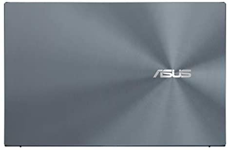 "ASUS ZenBook 14 Ultra-Slim Laptop 14"" Full HD NanoEdge Bezel Display, Intel Core i7-1165G7, 8GB RAM, 512GB PCIe SSD, NumberPad, Thunderbolt 4, Windows 10 Home, Pine Grey, UX425EA-EH71 5"