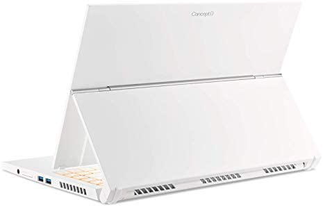 "Acer ConceptD 3 Ezel CC314-72G-72SX Convertible Creator Laptop, Intel i7-10750H, GeForce GTX 1650 Max-Q, 14"" FHD, Gorilla Glass, Pantone Validated, 100% sRGB, 16GB, 512GB NVMe SSD, Wacom AES 1.0 Pen 21"