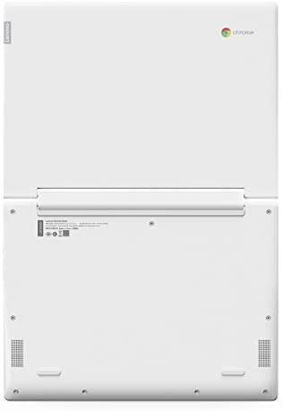 Lenovo Chromebook C330 2-in-1 Convertible Laptop, 11.6-Inch HD (1366 x 768) IPS Display, MediaTek MT8173C Processor, 4GB LPDDR3, 64 GB eMMC, Chrome OS, 81HY0000US, Blizzard White 11