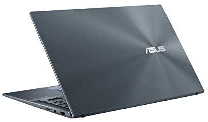 "ASUS ZenBook 14 Ultra-Slim Laptop 14"" FHD NanoEdge Bezel Display, Intel Core i7-1165G7, NVIDIA MX450, 16GB RAM, 512GB SSD, ScreenPad 2.0, Thunderbolt 4, Windows 10 Pro, Pine Grey, UX435EG-XH74 8"