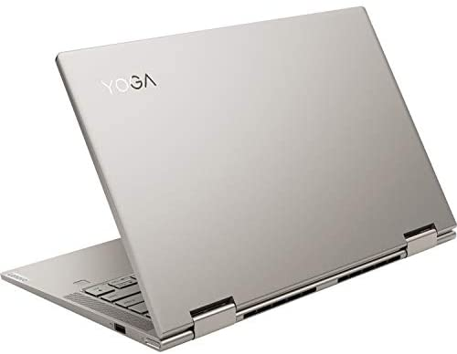 "2021 Newest Lenovo Yoga 2-in-1 Convertible Laptop, 14"" FHD Touch Screen, Intel Core i5-10210U Processor, 8GB RAM, 1TB SSD, Backlit Keyboard, Fingerprint Reader, USB-C, Mica, Win 10 + Oydisen Cloth 9"