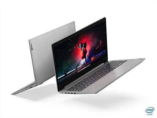 "2021 Newest Lenovo IdeaPad 3 15.6"" HD Touch Screen Laptop, Intel Quad-Core i5-1035G1 Up to 3.6GHz (Beats i7-8550U), 12GB DDR4 RAM, 256GB PCI-e SSD, Webcam, WiFi 5, HDMI, Windows 10 S + Oydisen Cloth 9"