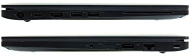 Dell 7480 14 inches HD Laptop, Core i5-6300U 2.4GHz, 16GB RAM, 256GB Solid State Drive, Windows 10 Pro 64Bit (Renewed) 4
