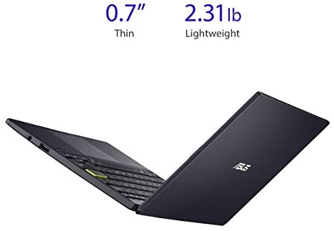 """ASUS Laptop L210 Ultra Thin Laptop, 11.6"""" HD Display, Intel Celeron N4020 Processor, 4GB RAM, 64GB Storage, NumberPad, Windows 10 Home in S Mode with One Year of Microsoft 365 Personal, L210MA-DB01 4"""