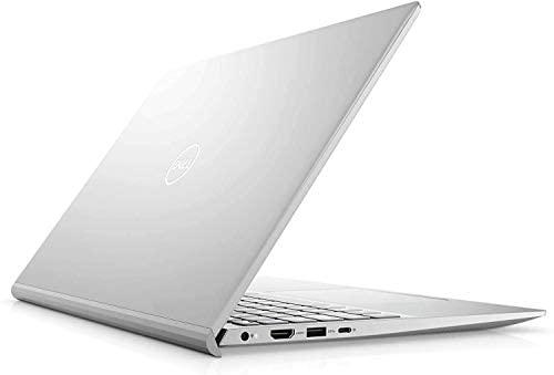 "2021 Latest Flagship Dell Inspiron 5000 Series 5502 15.6"" FHD Laptop 11th Gen Intel Quad-Core i7-1165G7 16GB RAM 512GB SSD Backlit Keyboard FP Reader Webcam USB-C Windows 10 Silver, LPT Cloth 6"