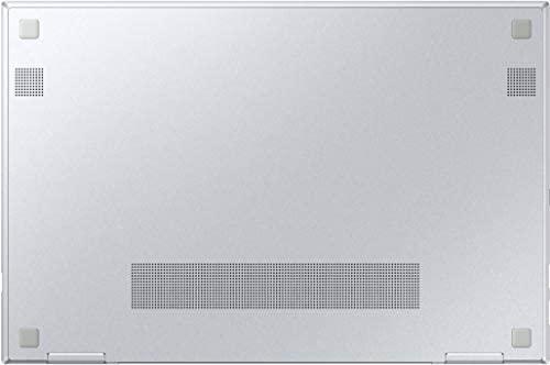 "2020 Samsung Galaxy Book Flex Alpha 2-in-1 13.3"" QLED FHD Touchscreen Laptop Computer, 10th Gen Intel Quard-Core i5-10210U, 8GB DDR4, 256GB PCIe SSD, Windows 10, iPuzzle Mousepad, Online Class Ready 7"