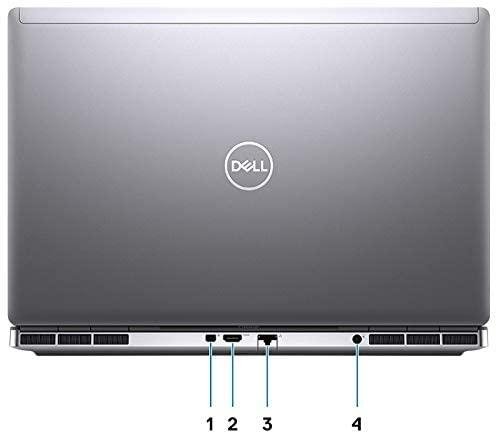 "2021 DELL Precision 7000 7750 17.3"" FHD 1080p Mobile Workstation Business Laptop (Intel 6-Core i7-10750H, 32GB DDR4, 1TB SSD) Wi-Fi 6, Thunderbolt 3, RJ-45, Windows 10 Pro (Renewed) 7"