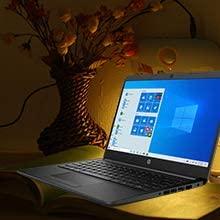 2020 HP 14 inch HD Laptop, Intel Celeron N4020 up to 2.8 GHz, 4GB DDR4, 64GB eMMC Storage, WiFi 5, Webcam, HDMI, Windows 10 S /Legendary Accessories (Google Classroom or Zoom Compatible) (Black) 7